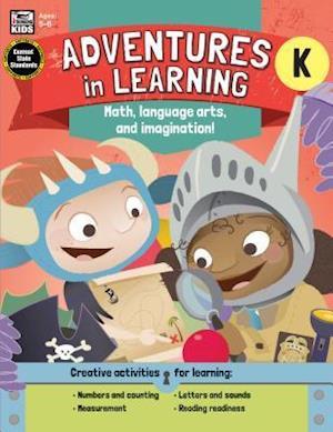 Bog, paperback Adventures in Learning, Grade K