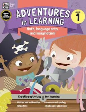 Bog, paperback Adventures in Learning, Grade 1