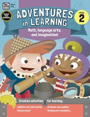 Bog, paperback Adventures in Learning, Grade 2