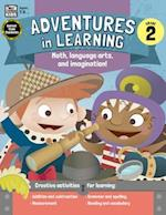 Adventures in Learning, Grade 2 (Adventures in Learning)