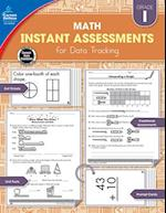 Instant Assessments for Data Tracking Math, Grade 1 (Instant Assessments for Data Tracking)
