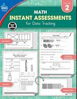 Instant Assessments for Data Tracking Math, Grade 2 (Instant Assessments for Data Tracking)