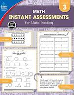 Instant Assessments for Data Tracking Math Grade 3 (Instant Assessments for Data Tracking)
