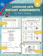 Instant Assessments for Data Tracking, Grade K
