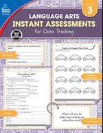 Instant Assessments for Data Tracking Language Arts Grade 3 (Instant Assessments for Data Tracking)