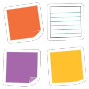 Bog, ukendt format School Tools Notes Mini Cut-Outs
