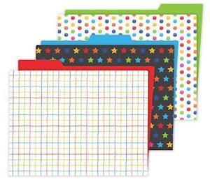 Bog, ukendt format School Tools File Folders