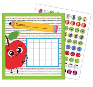 Ukendt format School Tools Mini Incentive Charts