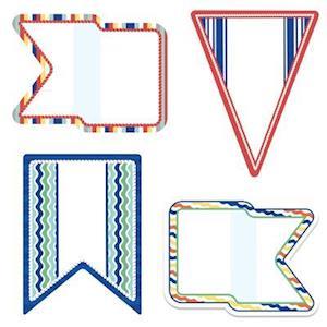 Bog, ukendt format S.S. Discover Flags Cut-Outs