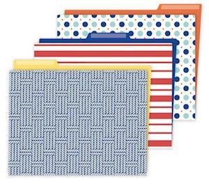 Bog, ukendt format S.S. Discover File Folders