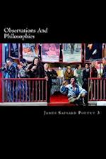 Observations and Philosophies af James Sapsard