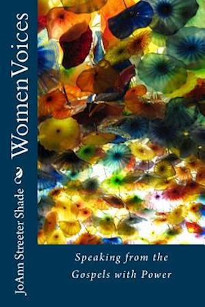 Bog, paperback Womenvoices af Joann Streeter Shade