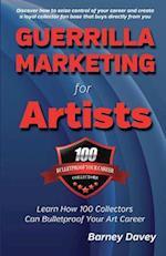 Guerrilla Marketing for Artists