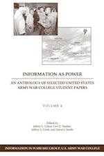 Information as Power af Jeffrey L. Groh, Jeffrey L. Caton, Cori E. Dauber