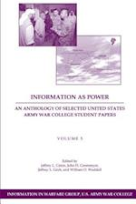 Information as Power af John H. Greenmyer, Jeffrey L. Groh, Jeffrey L. Caton