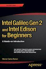 Intel Galileo Gen 2 and Intel Edison for Beginners