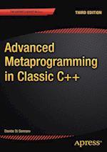 Advanced  Metaprogramming in Classic C++
