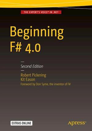 Beginning F# 4.0 af Robert Pickering Kit Eason