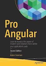 Pro Angular af Adam Freeman