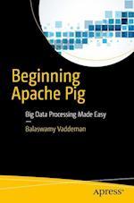 Beginning Apache Pig