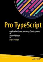 Pro TypeScript : Application-Scale JavaScript Development