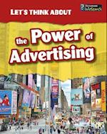 Let's Think About the Power of Advertising af Elizabeth Raum