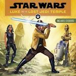 Luke and the Lost Jedi Temple af Lucas Film Book Group