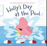 Holly's Day at the Pool (Walt Disney Animation Studios Artist Showcase)