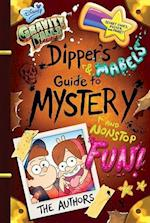 Dipper's and Mabel's Guide to Mystery and Nonstop Fun! af Disney Book Group