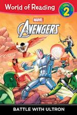 Avengers Battle With Ultron