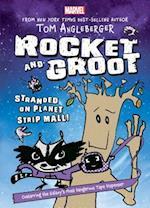 Rocket and Groot (Marvel Middle Grade Novel)