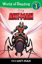 This Is Ant-Man (World of Reading)