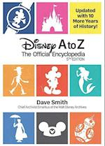 Disney A to Z af Dave Smith