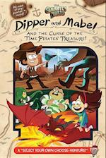 Dipper and Mabel and the Curse of the Time Pirates' Treasure! (Gravity Falls)