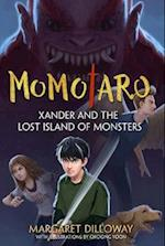 Momotaro Xander and the Lost Island of Monsters (Momotaro)