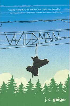 Bog, hardback Wildman af J. C. Geiger