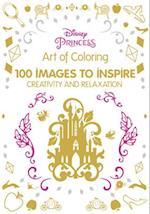 Disney Princess (Art Therapy)
