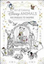 Art of Coloring af Disney Book Group, Catherine Saunier-talec