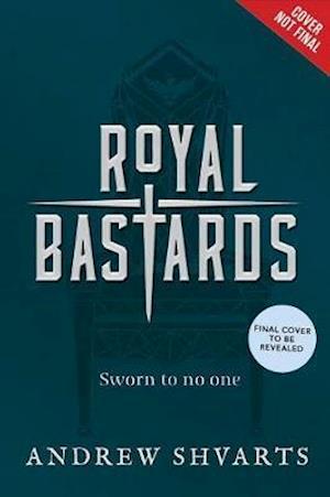 Bog, hardback Royal Bastards af Andrew Shvarts
