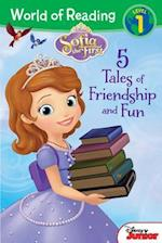 5 Tales of Friendship and Fun (World of Reading)