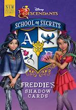 Freddie's Shadow Cards (School of Secrets Chapter Books)