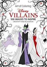 Art of Coloring Disney Villains af Disney Book Group