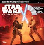 Revenge of the Sith (Read-along Storybook and Cd)