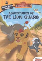 Adventures of The Lion Guard (The Lion Guard)