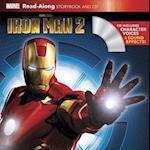 Iron-Man 2 (Read-along Storybook and Cd)