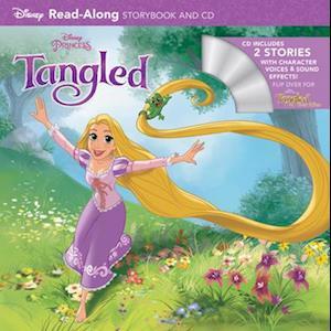 Bog, paperback Tangled and Tangled Ever After af Disney Book Group