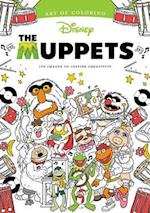 Disney The Muppets (Art of Coloring)