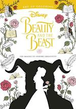 Art Of Coloring: Beauty And The Beast af Disney Book Group