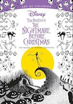 Tim Burton's the Nightmare Before Christmas (Art of Coloring)