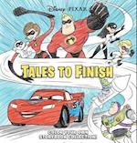 Disney/Pixar Tales to Finish (Storybook Collection Tales to Finish)